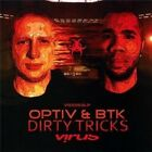 OPTIV & BTK - DIRTY TRICKS  CD NEW+