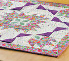 AS THE GEESE FLY QUILT PATTERN 28 SQUARE