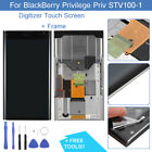 Touch Screen Digitizer LCD Assembly For BlackBerry Privilege Priv STV100-1