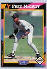 1992  FRED McGRIFF - Kenner Starting Lineup Card - SAN DIEGO PADRES