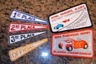 Royal Ranger Pinewood Derby patches