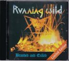 Running Wild – Branded And Exiled ULTRA RARE COLLECTOR'S CD! FREE SHIPPING!