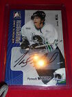 05-06 ITG Heroes & Prospects James Neal Autograph RC * Rare Pre-RC *