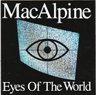 MacAlpine ‎– Eyes Of The World RARE CD! FREE SHIPPING!