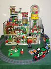 HUGE Lot LEGO CHRISTMAS TRAIN 10254 10245 40139 40254 BABYJESUS NATIVITY SET