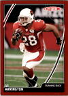 2007 Topps Total Red Football Card Pick