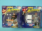 STARTING LINEUP PRO ACTION CAL RIPKEN & CHIPPER JONES 1998 ACTION FIGURES