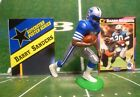 1992   BARRY SANDERS - Starting Lineup - SLU - Figure-Card-Poster - DETROIT LION