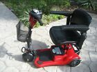 MOBILITY DRIVE MEDICAL PHANTOM ELECTRIC SCOOTER 3 WHEEL w NEW BATTERIES