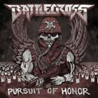BATTLECROSS - PURSUIT OF HONOR  CD  11 TRACKS HEAVY METAL  NEW+
