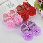 Baby Newborn Toddler Girl Crib Shoes Soft Cute Toddler Anti slip Sneakers Gift