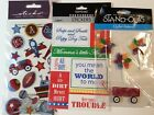 Baby Boy Scrapbooking Stickers Lot Sticko Provo Craft Quilled Phrases Cards