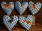Hearts Valentines 5 Bowl Fillers Cupboard Tucks Dogs Wreath Making