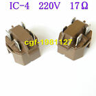 2Pcs New PTC Start Relay IC-4 For 220V Refrigerator Freezer Compressor