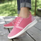 Womens Sports Breathable Casual Sneakers Running Tennis Shoes