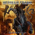 HERMAN FRANK - THE DEVIL RIDES OUT (LTD .BOXSET+SHIRT GR.XL)   CD NEW+
