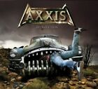 AXXIS - RETROLUTION (DIGIPAK)   CD NEW+