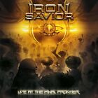 IRON SAVIOR - LIVE AT THE FINAL FRONTIER (2CD+DVD) 2 CD + DVD NEW+