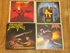 ANVIL 4CD Forged In Fire/Metal On/Hard Heavy (roadrunner slimcase) 1st press