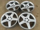 MERCEDES Benz 20 AMG WHEELS RIMS OEM STAGGERED S63 S65 S550 CL63 CL550 Germany