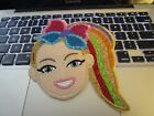 Iron on embroidered applique 5 in JoJo Siwa