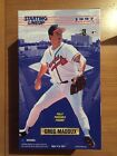 1997 Starting Lineup Greg Maddux Fully Poseable Action Figure, Braves, MISB