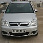 LARGER PHOTOS: Vauxhall Meriva 1.3 CDTi 16v Active5dr 3 Former Keepers Eccellent condition 2006