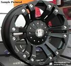 4 New 18 Wheels Rims for Jeep Compass Patriot Prospector 327