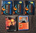 1993 Topps BATMAN The Animated Series Trading Card LOT of 49 w 3 Packs