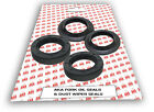 Malaguti XSM50 Supermotard 03-05 Fork seals & Dust seals