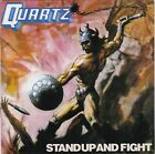 Quartz – Stand Up And Fight RARE CD! FREE SHIPPING!