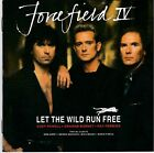Forcefield IV ‎– Let The Wild Run Free RARE CD! FREE SHIPPING!