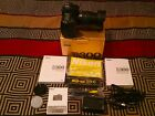 Nikon D D300 123MP DSLR CAMERA W NIKON LENSACTUATIONS LESS THAN 4800NICE