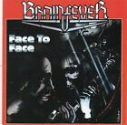 Brainfever ‎– Face To Face RARE COLLECTOR'S CD! FREE SHIPPING!