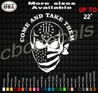 Come And Take Them Gun Control Vinyl Decal Sticker Gun Rights Stickers