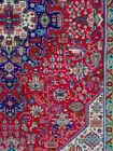 C 1930 Antique Persian Tabriz Exquisite Hand Made Rug 4' 9