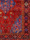 Superb Cr.1930 Antique Persian Bidjar Hand Made Exquisite Rug 4' 8