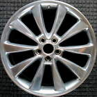 Lincoln MKT Polished 20 inch OEM Wheel 2010 BE9Z1007A AE9Z1007D