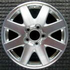 Buick Rendezvous Machined w Silver Pockets 16 inch OEM Wheel 2002 2004 124900
