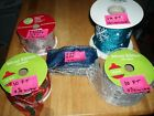 Double Sided Wire Ribbon Set 3