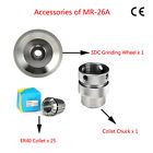 SDC Grinder Wheel Spring Collet and Collet Chuck for Drill Bits Sharpener MR-26A