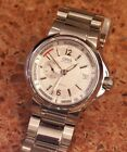 Uncommon Oris Automatic Bracelet Watch w/ Small Seconds, Date, Day Pointer