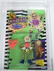 1989 KENNER EXPLODING BEETLEJUICE SERIES 2 ACTION FIGURE UNPUNCHED AFA 85 NM+