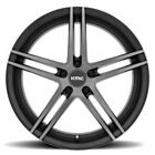 4 New 18 Wheels Rims for Hyundai Azera Elantra Equus Tiburon Santa Fe 342
