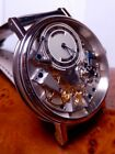 Breguet Tradition 7057 White Gold Silver Skeleton 99% LNIB MINTY RARE 40mm Large