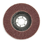 50 x 4inch 100mm Flap Sanding Discs Grinding Wheels 60 Grit for Angle Grind N3Q6