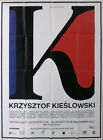 KRZYSZTOF KIESLOWSKI FILM FESTIVAL POLAND ORIGINAL LARGE FRENCH MOVIE POSTER