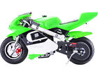 Pocket Bike 22in Tall 40cc 4 Stroke Engine GBmoto Mini Gas Scooter Pull Rope 424