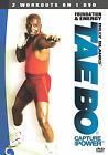 BILLY BLANKS TAE BO Foundation and  Energy DVD workout taebo SEALED NEW