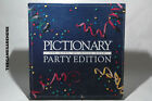 Pictionary Party Edition with wipe off Easel 1989 COMPLETE (read desc)